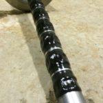Entfernung von Eisen und Magnetit